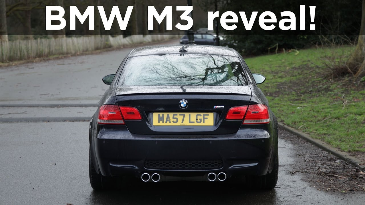 My new BMW M3 E92 revealed  Project M3 pt1  Road  Race S03E01