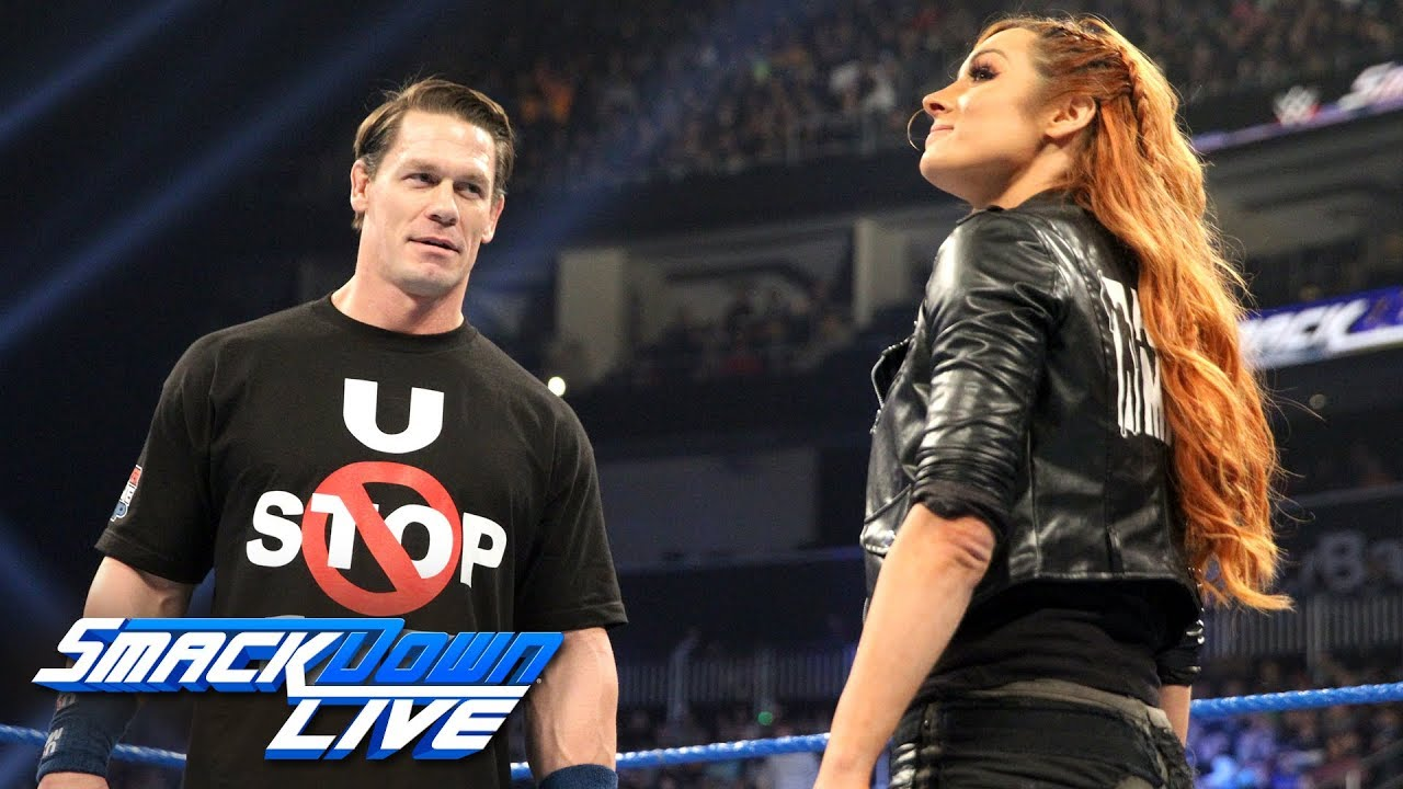 Download Becky Lynch calls out John Cena: SmackDown LIVE, Jan. 1, 2019