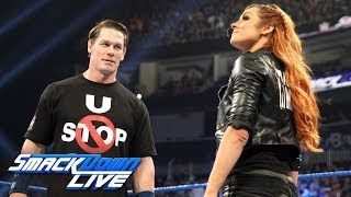 Download Becky Lynch calls out John Cena: SmackDown LIVE, Jan. 1, 2019 Mp3 and Videos