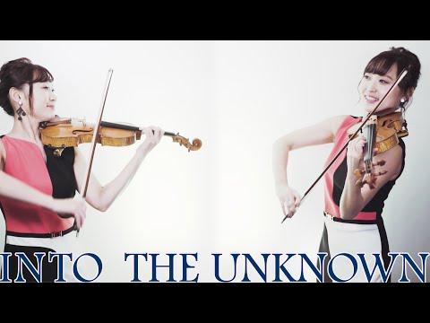 Into the Unknown(イントゥ・ジ・アンノウン)アナと雪の女王2(FROZEN2)