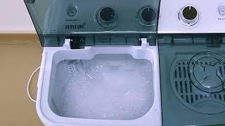5KG 30L Twin Tub Portable Washing Machine