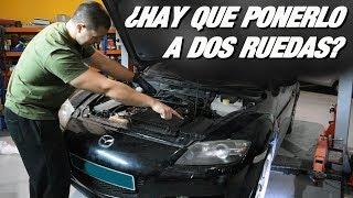 ¿Cómo se cambia el aceite de un Mazda RX8? Consumo de aceite, cómo medir el aceite, mejor aceite...