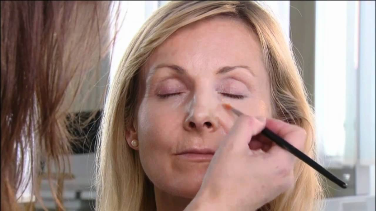 How To Apply Concealer And Corrector In Your 50's, Makeup Tutorial  Youtube