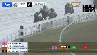 Vidéo de la course PMU SUWANNEE RIVER S.