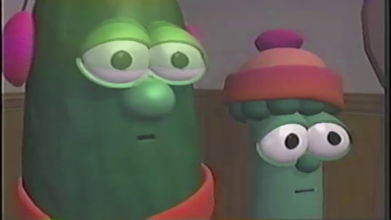 Veggietales The Toy That Saved Christmas Trailer But It S