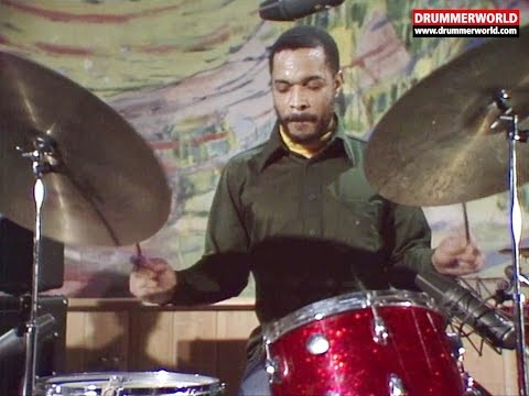 Billy Higgins: Alias Buster Henry - 1975 (extended Drum Solo)