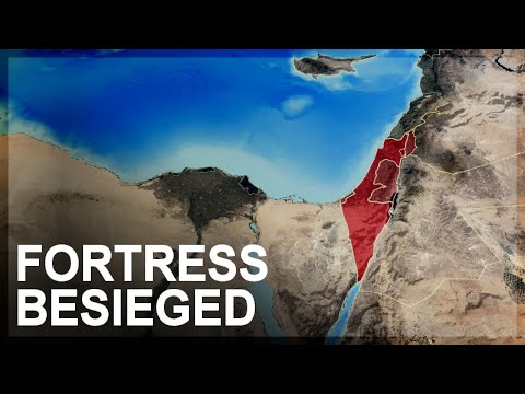Geopolitics of Israel