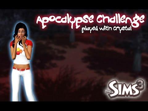 Sims 3 - Apocalypse Challenge Ep 1 - Intro & Rules