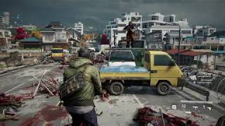 World War Z - Tokyo Chapter 2 Final Call: Get To Port, Place Explosive Charges, Defend Ship (2019)