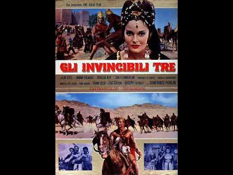Gli invincibili tre - Angelo Francesco Lavagnino - 1964
