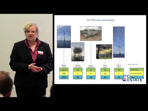 Renewable Energy Perspective, Dorothy Shepherd, Portfolio Delivery Manager, The Crown Estate