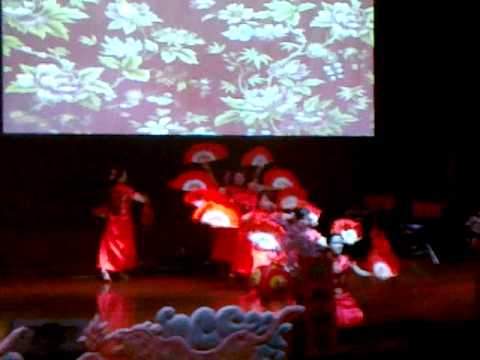 chinese dance, shb