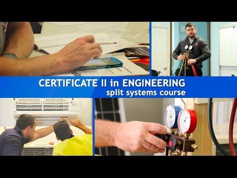SKILLBUILD - CERT II In Engineering-Split Systems Course