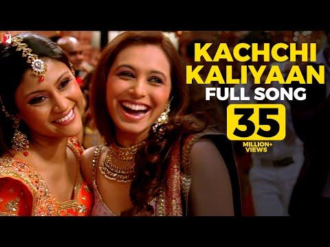 Kachchi Kaliyaan | Laaga Chunari Mein Daag | Rani Mukerji | Konkona Sen Sharma | Wedding Song