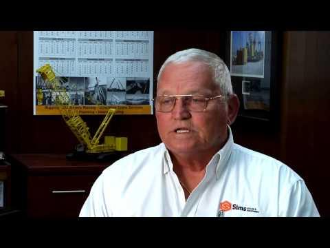 Orlando Sims Crane Leasing - How does Sims Crane train its operators?