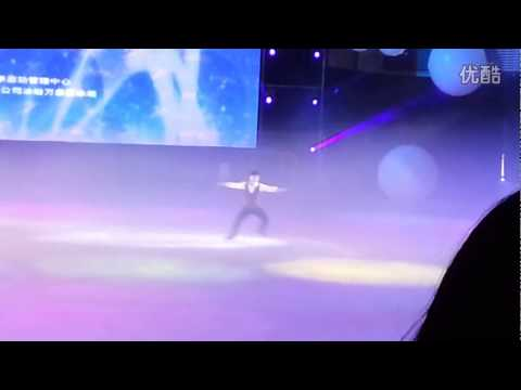 2015 0430 Yan Han Ice Show Gala [another fan cam]