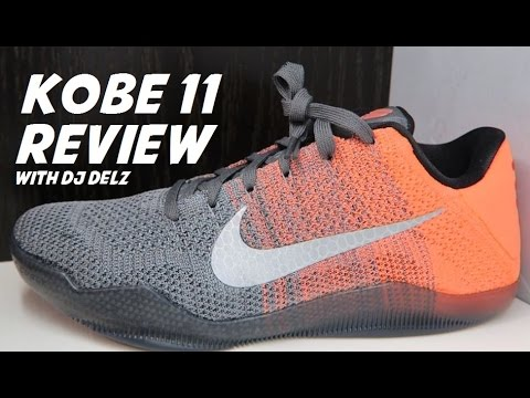 Nike Kobe 11 Easter Sneaker Review