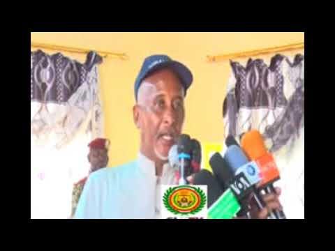 Somaliland-Khaatumo final Peace Agreement