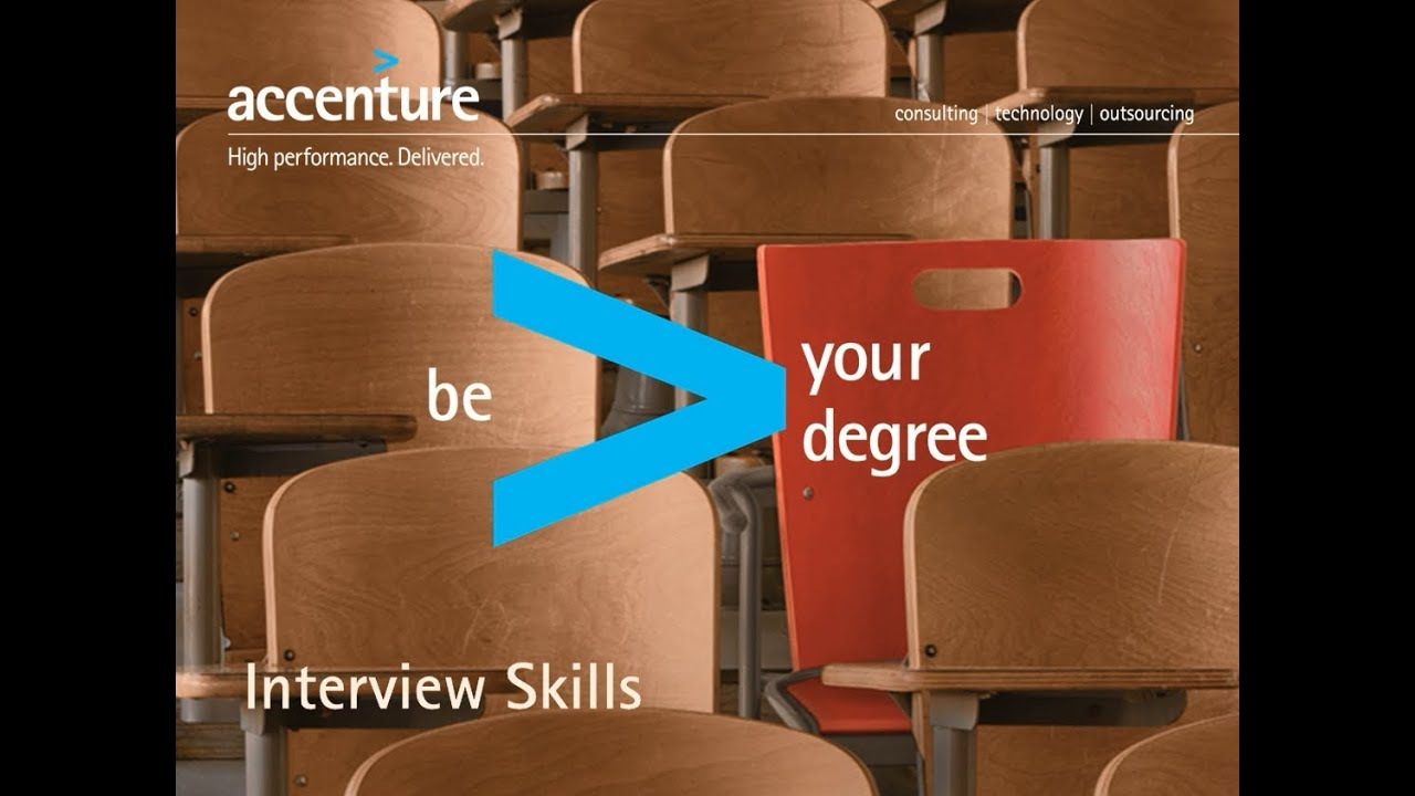 accenture job interview case study