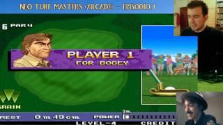 Viernes de Juego - Neo Turf Masters (Arcade, Ep.1) 2 players vs Guardian - Serie / Longplay