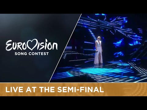 ManuElla - Blue and Red (Slovenia) Live at Semi-Final 2 - 2016 Eurovision Song Contest