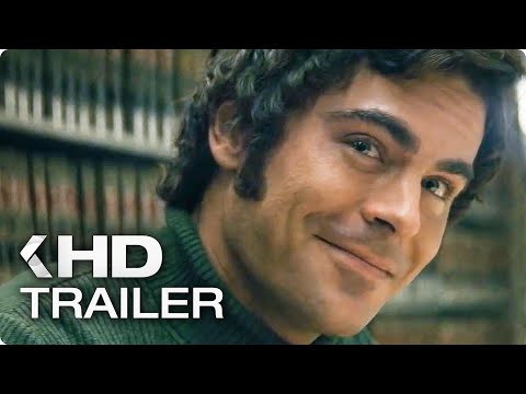 EXTREMELY WICKED, SHOCKINGLY EVIL AND VILE Trailer (2019) Netflix