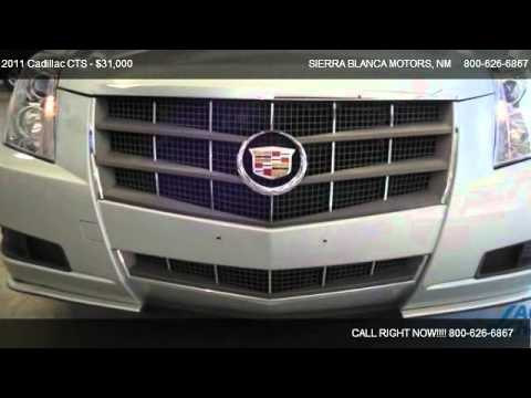 2011 Cadillac Cts Luxury For Sale In Ruidoso Nm 88355