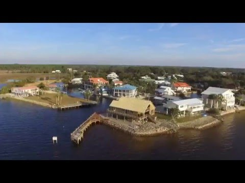 Keaton Beach, FL Drone Flight