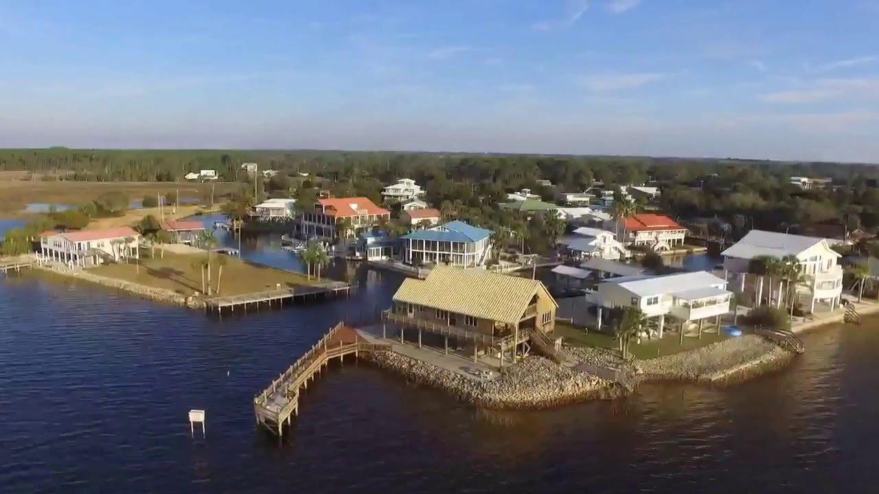 Keaton Beach Fl Drone Flight