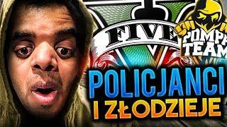 RABUSIE vs POLICJANCI GTA 5 z EKIPA!