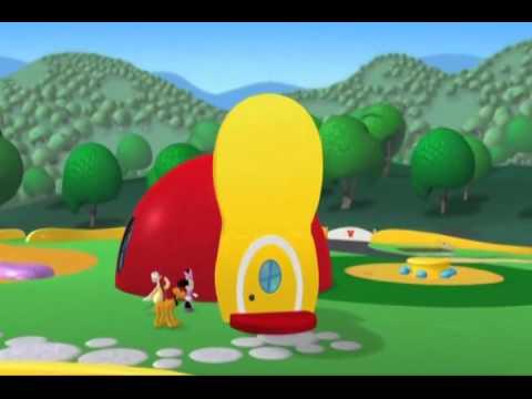 A casa do mickey mouse a grande ca ada youtube - Youtube casa mickey mouse ...