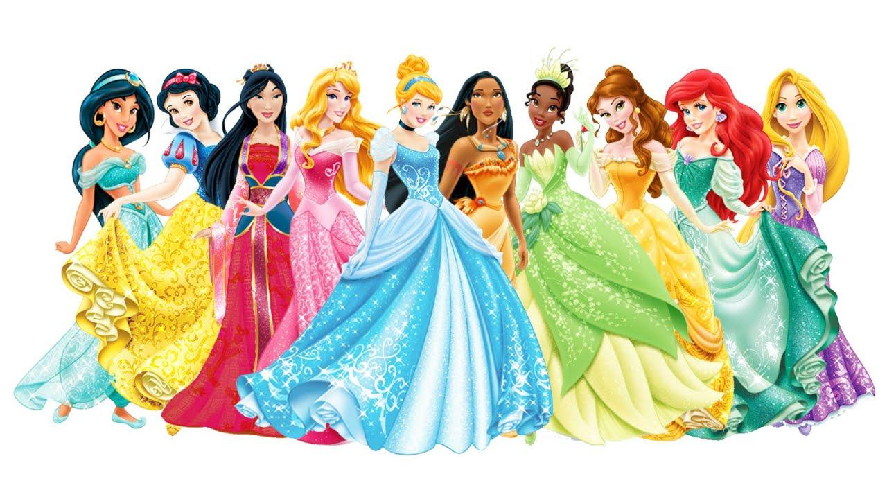 Celebrity Disney Princess Look Alikes - YouTube