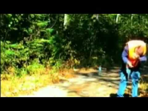 Shotgun Hang Fire - Nearly blows his head off - YouTube2.flv