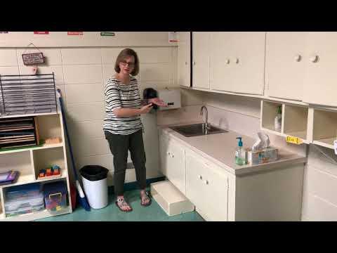 Preschool Tips with Ms Debbie at Covenant Presbyterian Preschool