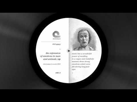 Plant43 - Blue Skyways [ The Expression Of Emotions In Man And Animals Ep - ELE-R002 ]