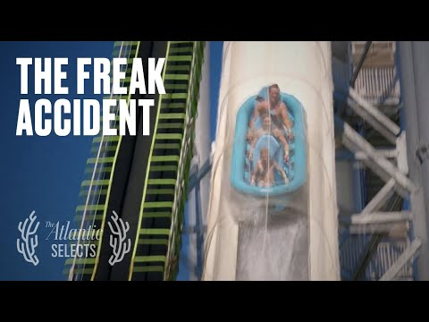 Chuck Dizzle - How The World's Tallest Water Slide Went Disastrously Wrong