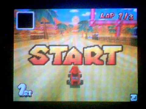 Mario Kart DS - Last Wi-Fi Races