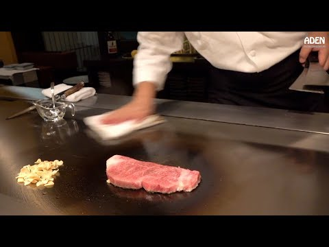 $318 Matsusaka Steak Dinner - Japan's most expensive Beef