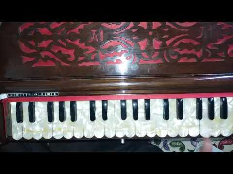 Ae mere humsafar(full notes)/on harmonium/keyboard