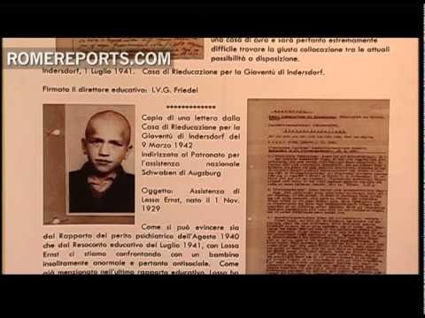 Hitler's secret Nazi program that killed thousands of disabled people