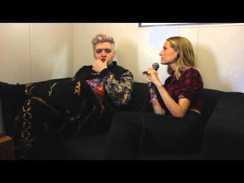 Flux Pavilion Interview - Part 1 - Reading Festival 2013