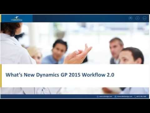 Tips for Using Financial Workflows in Microsoft Dynamics GP 20151