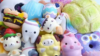 Squishy Collection #2 || KL12