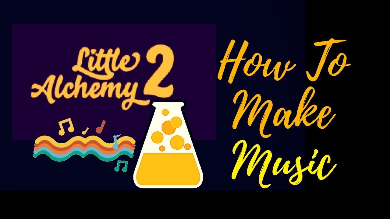 how to create a little alchemy
