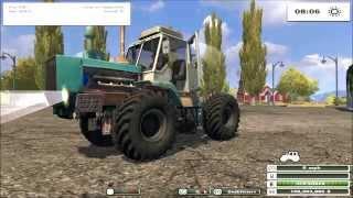 Farming simulator 2013 Mods - Tractor T 150