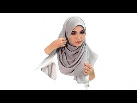 Tudung Mira Wide Fashionable Shawl