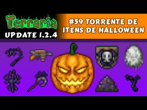 terraria how to get pumpkin moon medallion