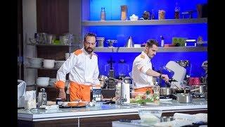 """Fine dining internațional în a doua confruntare pe echipe de la ,,Chefi la cuțite"""""""
