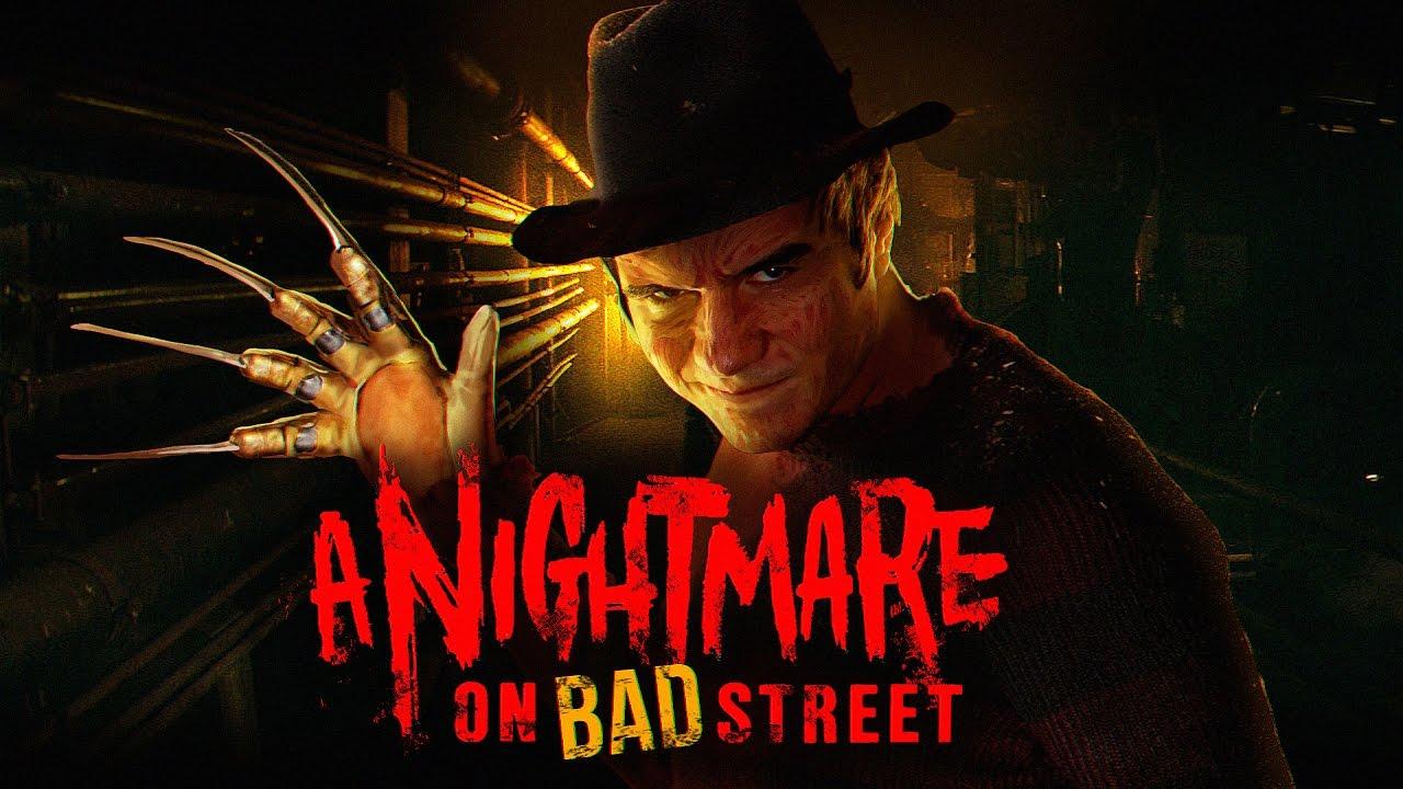 Кошмар на улице [Bad'а] (Тарантино, Клиника и Крепкий Орешек)