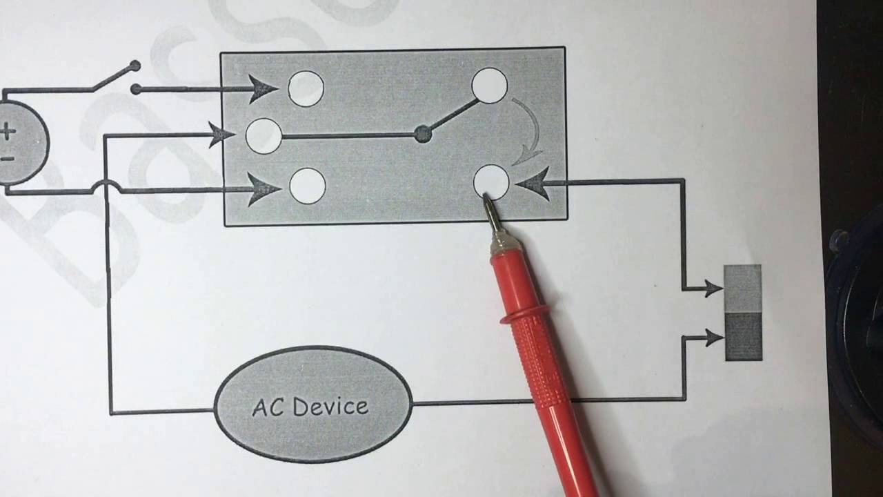 Diy Controlling Ac Devices By 5v Relay Youtube Homebuilt Solid State Circuit Board Component Layout